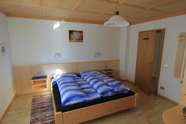 Foto vom Zimmer Ferienwohnung Amonit