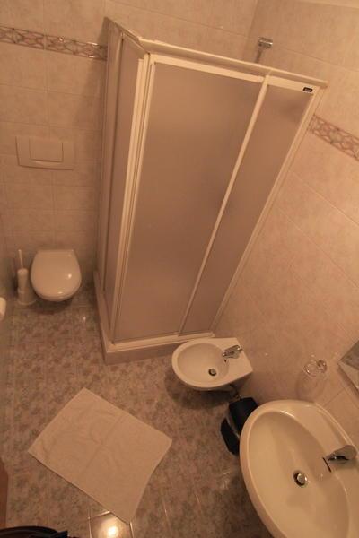 Foto del bagno Appartamenti Amonit