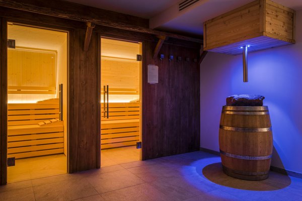 Foto della sauna Spormaggiore