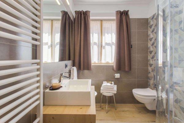 Foto del bagno Camere in agriturismo Millemele