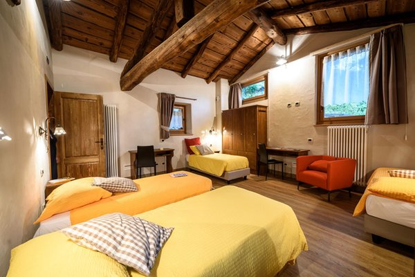 Foto della camera Ostello del Castello