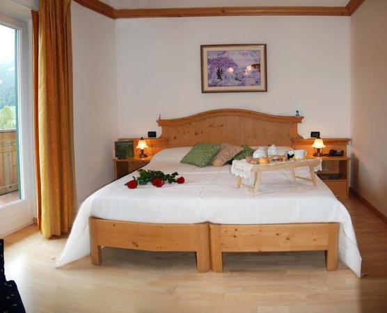 Foto vom Zimmer Hotel Meublé Dolomiti