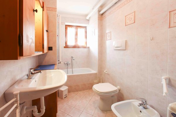 Photo of the bathroom Apartments da Costantino