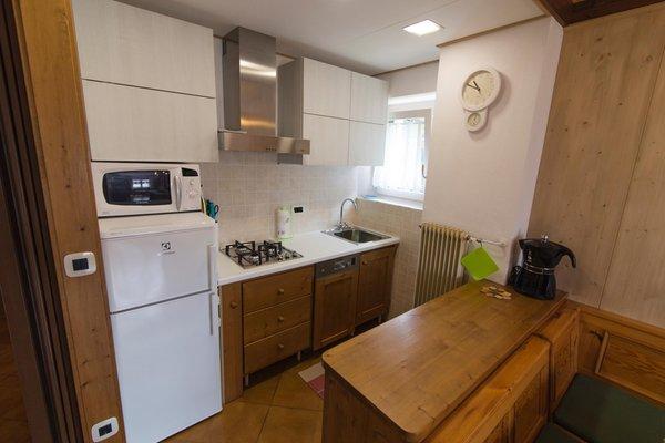 Photo of the kitchen da Costantino