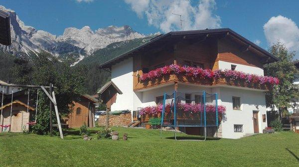 Sommer Präsentationsbild Ferienwohnung Ribul Alfier Paolo