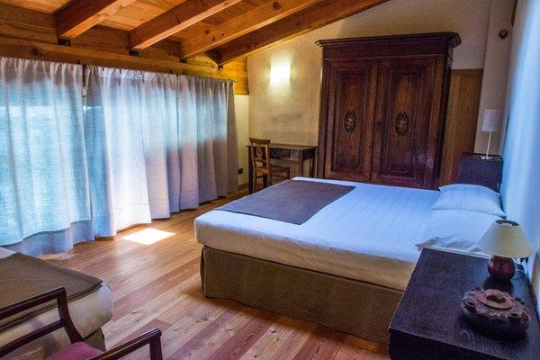 Foto vom Zimmer Bauernhofspension Les Granges