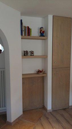 The living area Casa Rita - Apartment 4 gentians