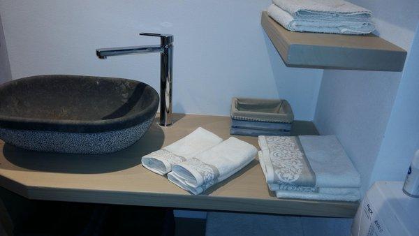 Foto del bagno Appartamento Casa Rita