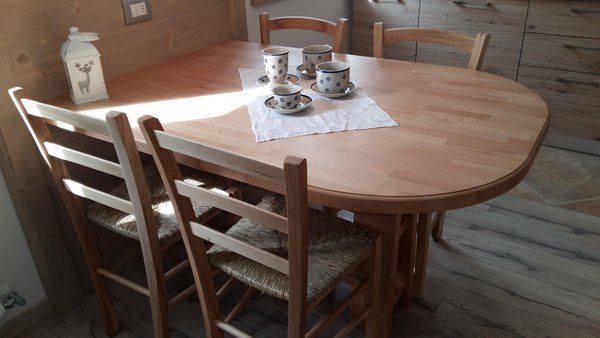 Foto della cucina Casa Rita