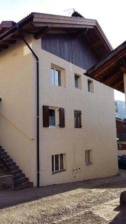 Photo exteriors in summer Casa Rita