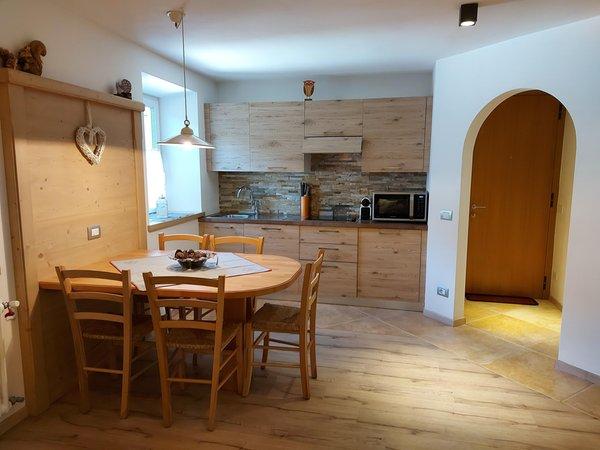 Photo of the kitchen Casa Rita