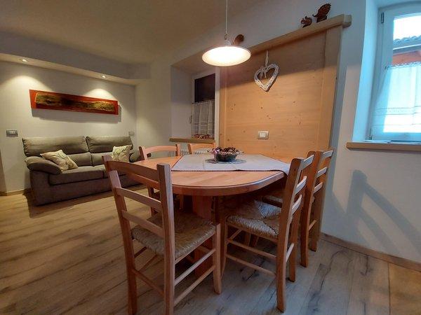 The living area Apartment Casa Rita