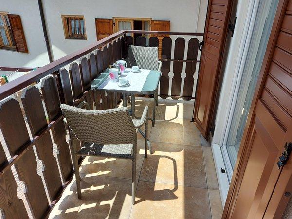 Photo of the balcony Casa Rita