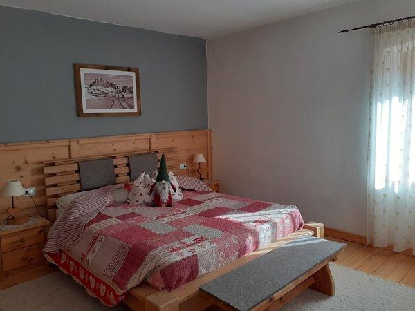 Foto vom Zimmer Ferienwohnung De Martin Topranin Leona