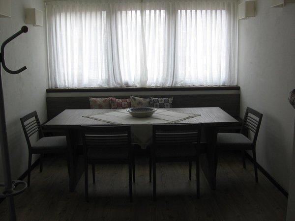 Der Wohnraum Ferienwohnungen Ribul Moro Licia