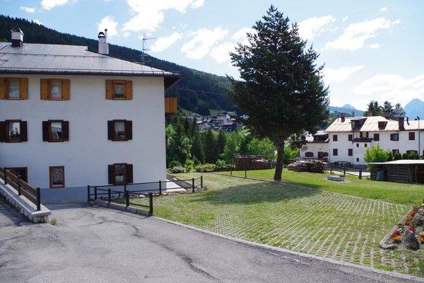 The car park Apartments De Lorenzo Smit Osvaldo