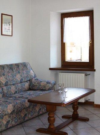 Der Wohnraum Ferienwohnungen De Martin Pinter Pio