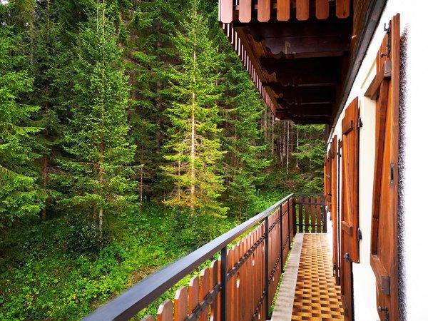 Foto vom Balkon De Martin Topranin Pio