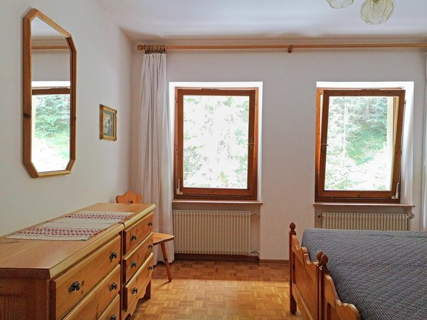 Foto vom Zimmer Ferienwohnungen De Martin Topranin Pio