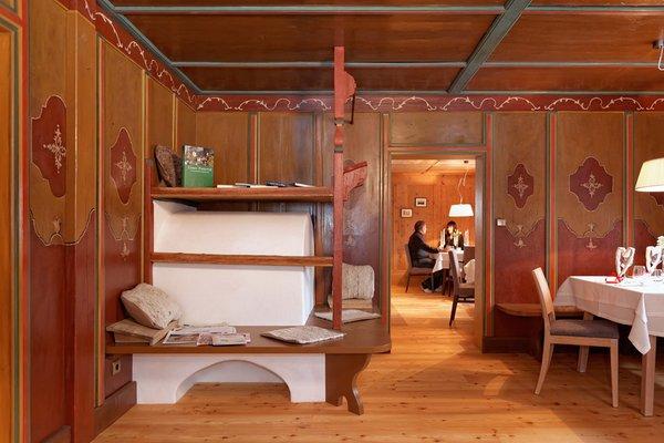 Das Restaurant Welsberg Silentium Dolomites Chalet
