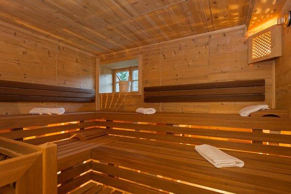 Foto der Sauna Welsberg