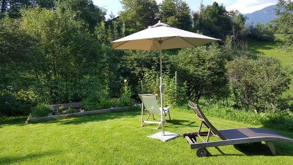 Foto vom Garten Welsberg