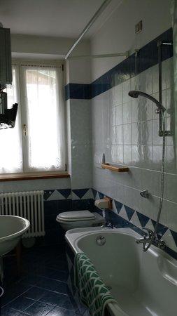 Foto del bagno Appartamenti Ortles