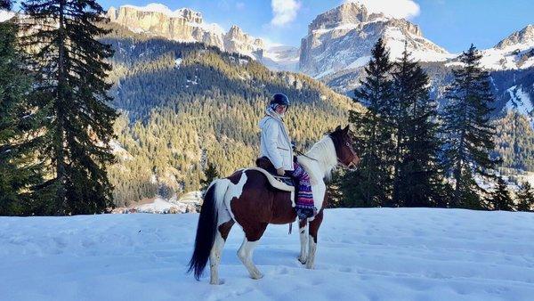 Attività invernali Val di Fassa