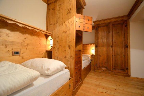 Foto vom Zimmer Ferienwohnung Zandonella Callegher Rosangela