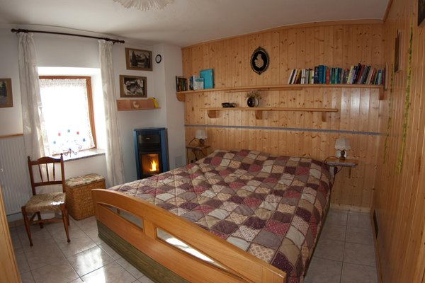 Foto vom Zimmer Ferienwohnung Zandonella Sarinuto Pietro