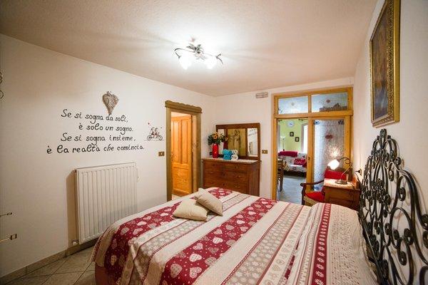 Foto vom Zimmer Ferienwohnung Zambelli Tortoi Pamela