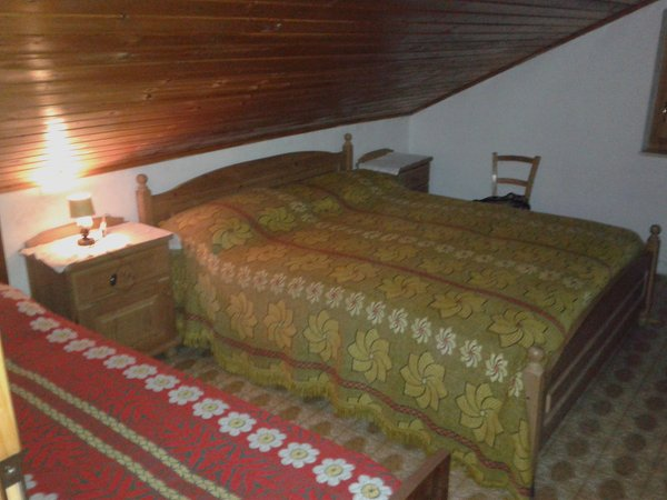 Foto vom Zimmer Ferienwohnung Pelà Dario