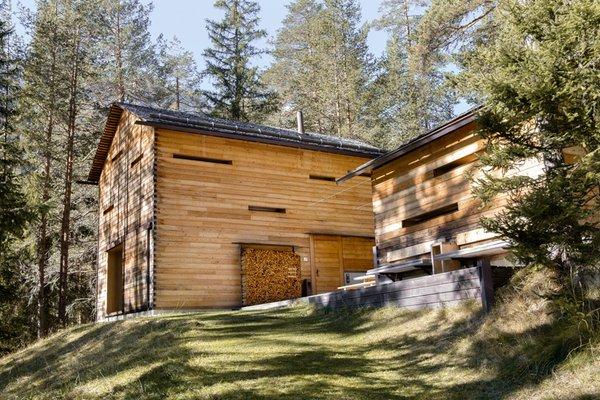 Foto estiva di presentazione Mountain Lodge Tamersc - Casa vacanze