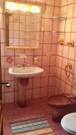 Foto del bagno Appartamenti Casanova Borca Mario