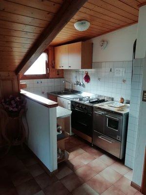 Photo of the kitchen Casanova Borca Mario