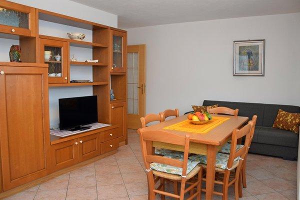 Der Wohnraum Ferienwohnungen in den Dolomiten im Val Comelico