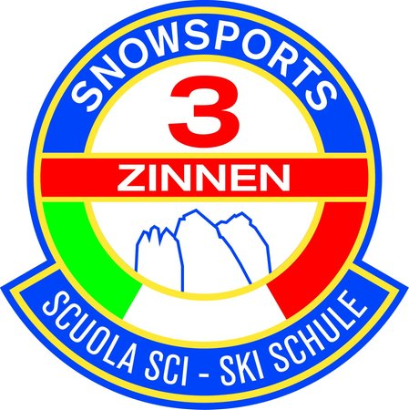 Logo Snowsports 3 Zinnen