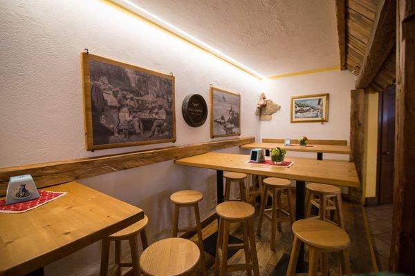 Il ristorante Sappada Ti Spiazza