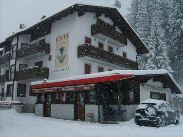 Winter presentation photo Genzianella - Hotel 3 stars