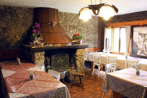 The restaurant Costalta Forcella Zovo