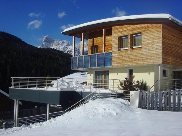 ... Winter Presentation Photo Dependance Hotel La Fradora Klima Haus    Apartments 3 Suns ...