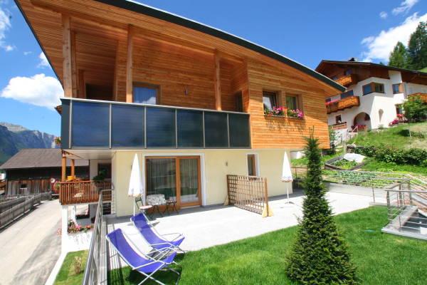 ... Photo Exteriors In Summer Dependance Hotel La Fradora Klima Haus ...