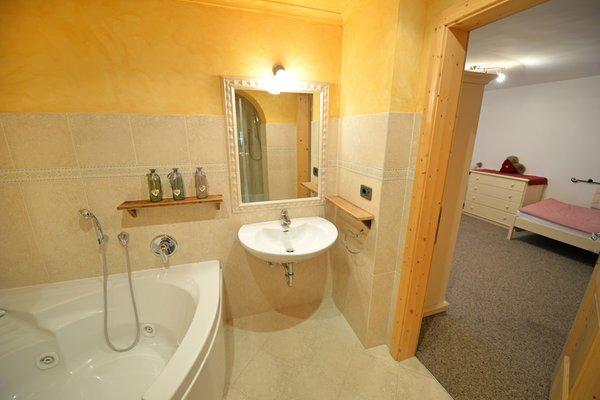 Foto del bagno Appartamento Everest Bruno