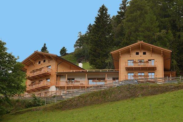 Foto esterno in estate Kalchgruberhof