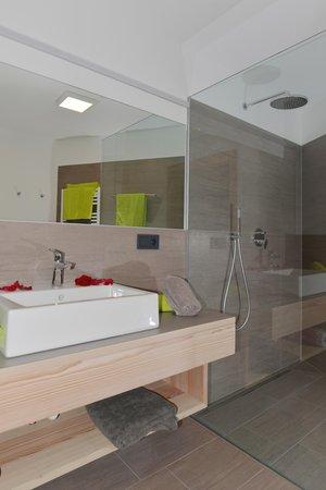 Foto del bagno Residence Kalchgruberhof