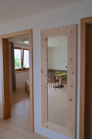 La zona giorno Kalchgruberhof - Residence 4 stelle