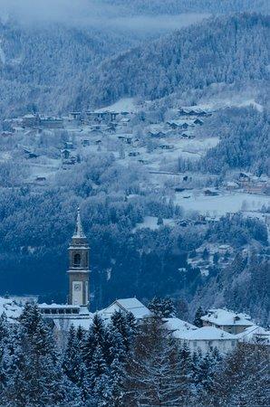 Winter Präsentationsbild Pro Loco Lorenzago
