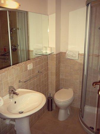 Foto del bagno Appartamenti Villetta Sadoch