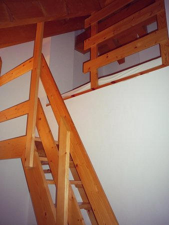 La zona giorno Villetta Sadoch - Appartamenti