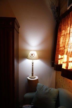 Foto della camera Casa vacanze Baita Tana da l'Ors